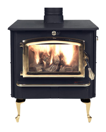 Buck Stove Model 80 ZC | Wood Energy Warehouse on