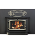 High Valley 1500 Fireplace Insert Cabin Applique