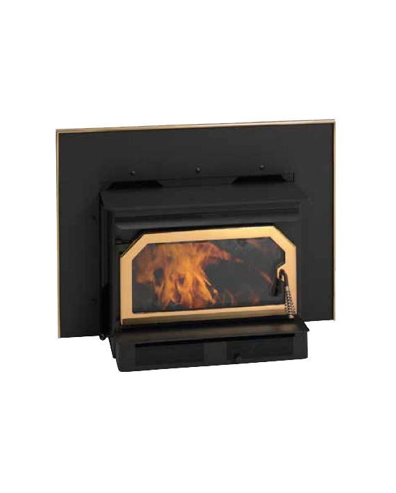 IronStrike Canyon C310 Fireplace Insert
